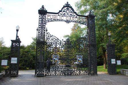 Public Gardens, Halifax, NS-KP