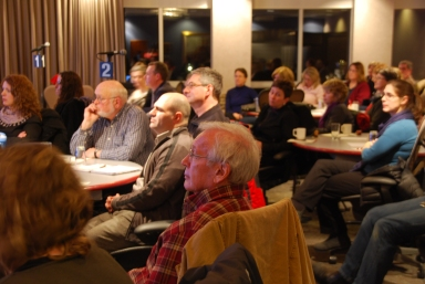 Public Meeting, Fredericton, Feb 3, 2014